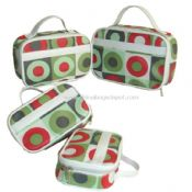 PVC printing cosmetic bag images