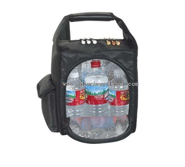 Black Handbag Cooler Bag