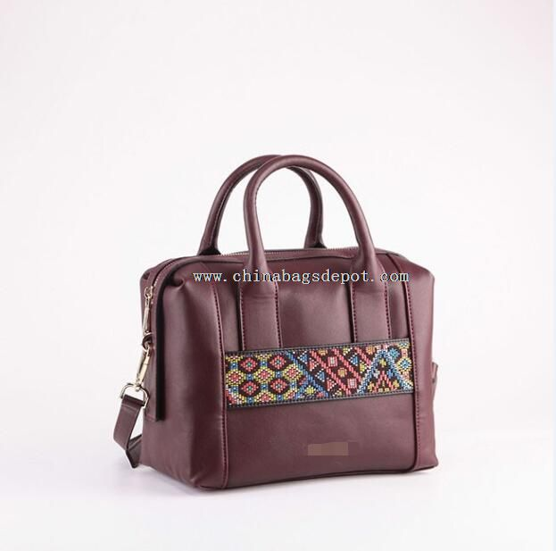 Ladies national style fall & winter handbags