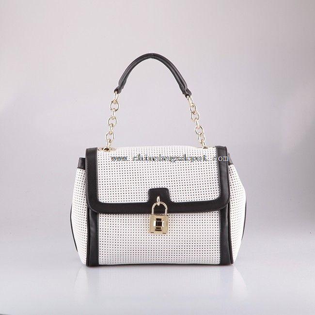 Lady Perforated Handbag