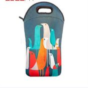 3-in-1 Neoprene Champagne Tote bag images