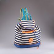 Fancy cute canvas backpack images