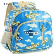 Lovely plane cartoon school bags images