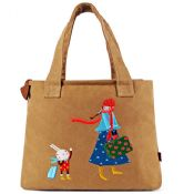 Novelty design tote bags images