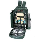 Picnic Backpack for 4 person images