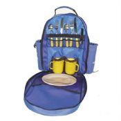 Picnic bag set for 2 person images