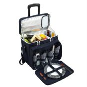 Picnic Cooler with Wheels for Four person images