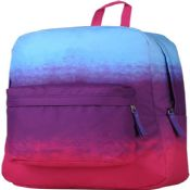 Printed School Backpack Bag images