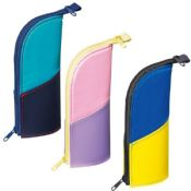 Stand up nylon pencil case images
