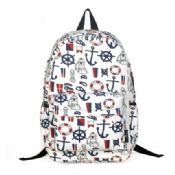 Student backpack unisex images