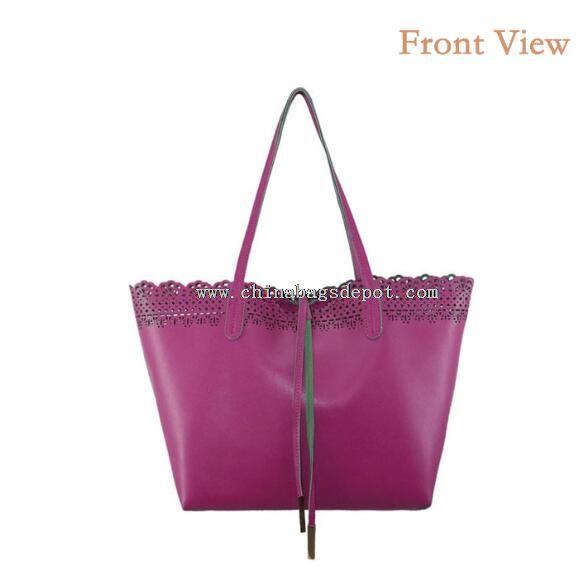 Pu Shopping Bag