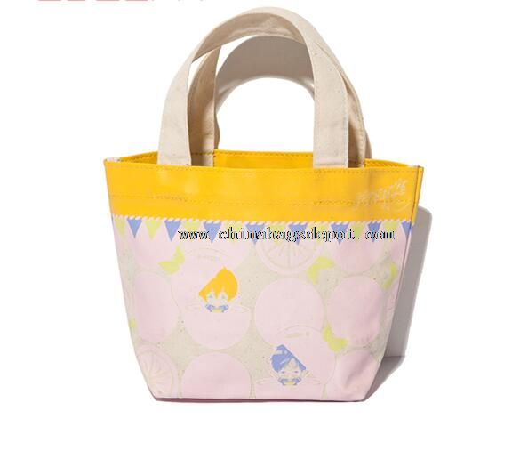 shopping printed canvas bags