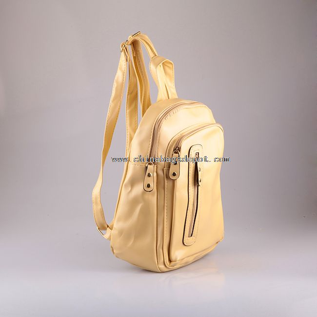 Young girl pvc backpack